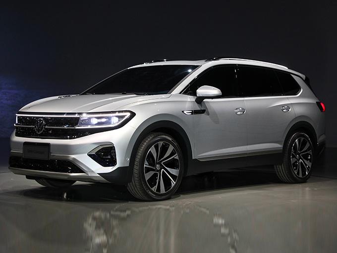 比途锐还大一汽大众投产旗舰SUV 预计售28万起-图1