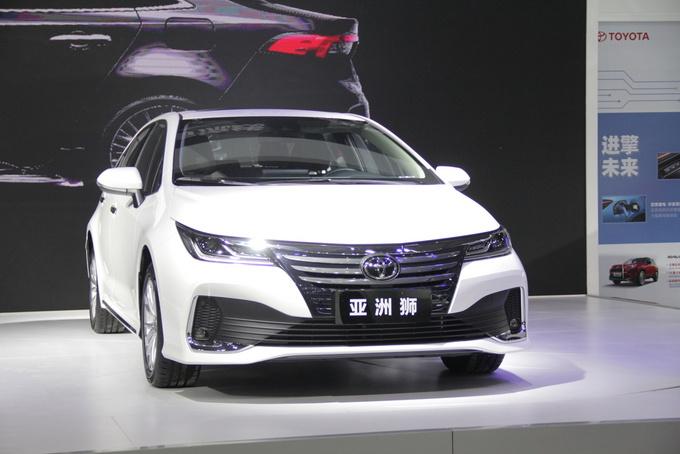 一汽丰田全新亚洲狮、RAV4荣放双擎E+东莞上市-图2
