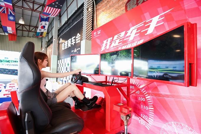 『我是车手 吉利新缤瑞超吉联赛』东莞站燃擎落幕-图17