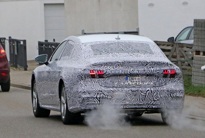 奥迪A7最新国产规划 车身造型大改/空间大幅提升-图8