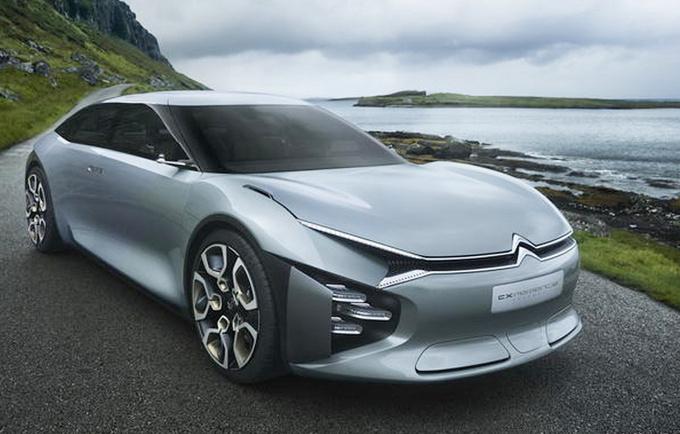 东风雪铁龙新一代C5下线 增插电混动版-明年开卖-图1