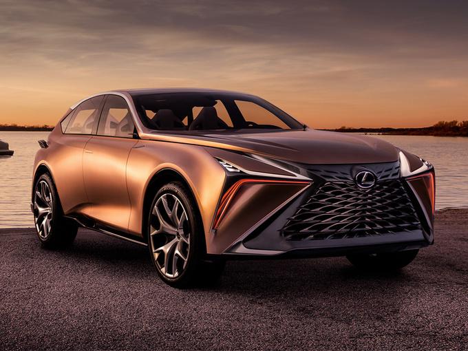 雷克萨斯全新SUV曝光命名TX/或为RX轿跑版-图1