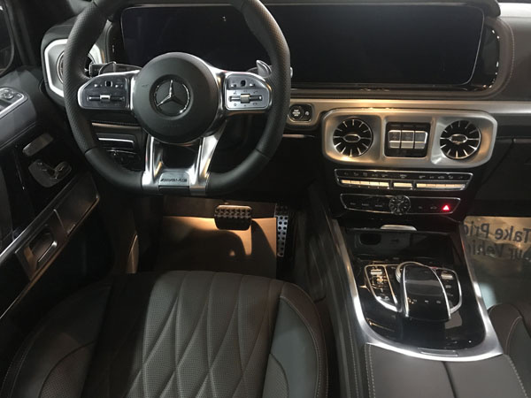 2019款奔驰G63AMG价格变化 强大越野性能领域首屈一指-图5