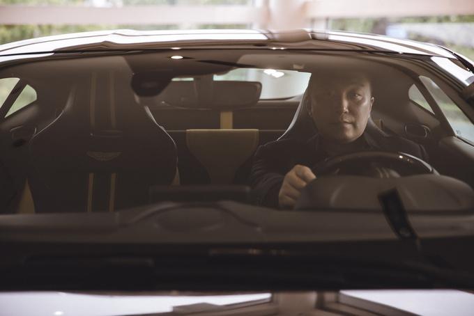 总经理聊车:殷佳明 我与阿斯顿·马丁的十三年-图1