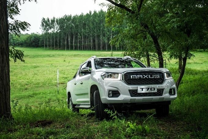 价格最低的柴油自动挡皮卡国六标准+宽体车身-图8
