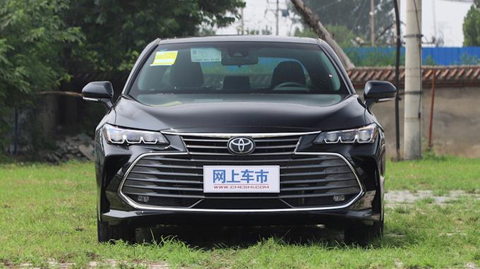 丰田亚洲龙将推PHEV版车型 动力更强油耗低至3L-图2