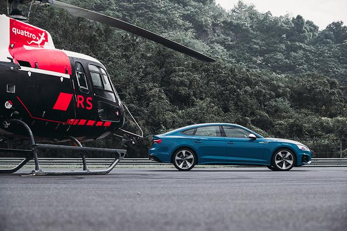奥迪9款性能新车同时上市 RS/S系列再掀性能热潮-图8