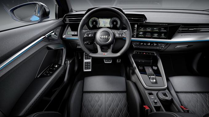 全新奥迪A3插混版售价公布 搭1.4T/有望年底开售-图4