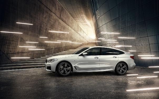 天生浪漫,2018年情人节 遇见BMW 6系GT-图7