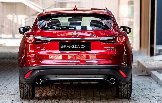 马自达新款CX-4 8月15日上市 入门版配置也丰富-图3