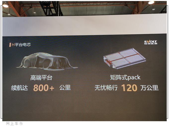 蜂巢能源无钴电池产品家族亮相 率先搭载至长城汽车-图3