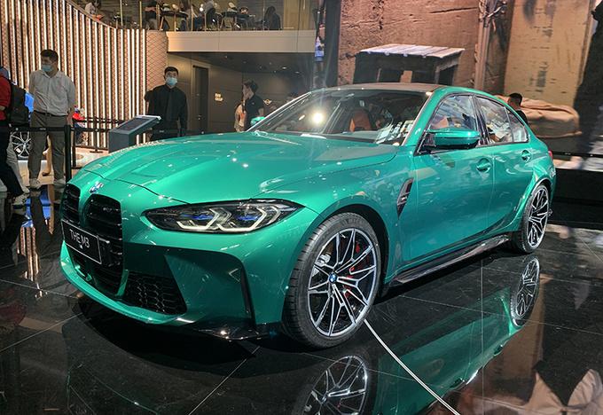 BBA均有新车 北京车展6款热门豪华性能车盘点-图13