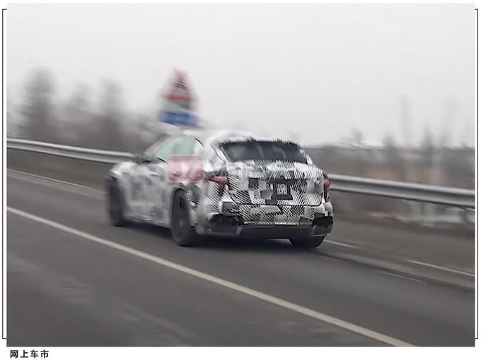 法拉利全新SUV谍照曝光与Levante同平台打造-图3