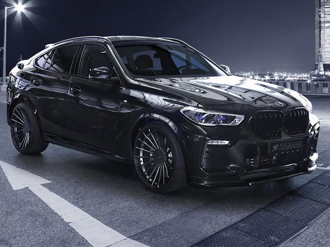 宝马X6新款车型发布搭3.0T引擎/增配运动套件-图1