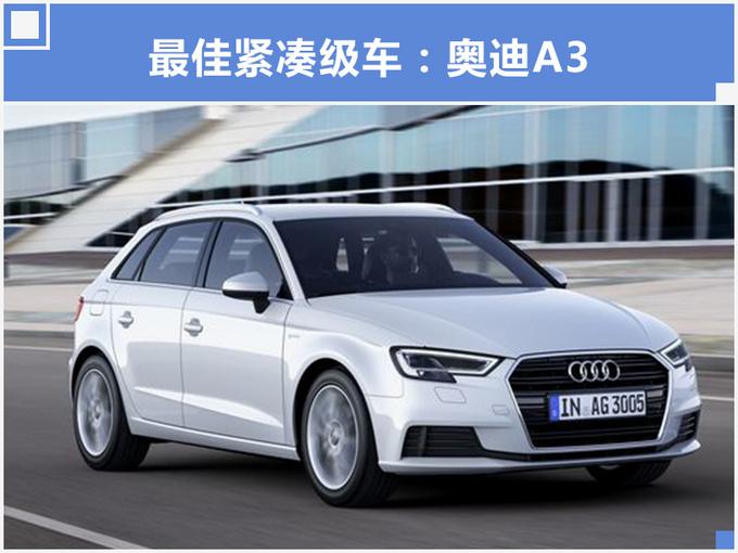 年度最佳汽车评选 宝马多款入选奥迪成最大赢家-图2