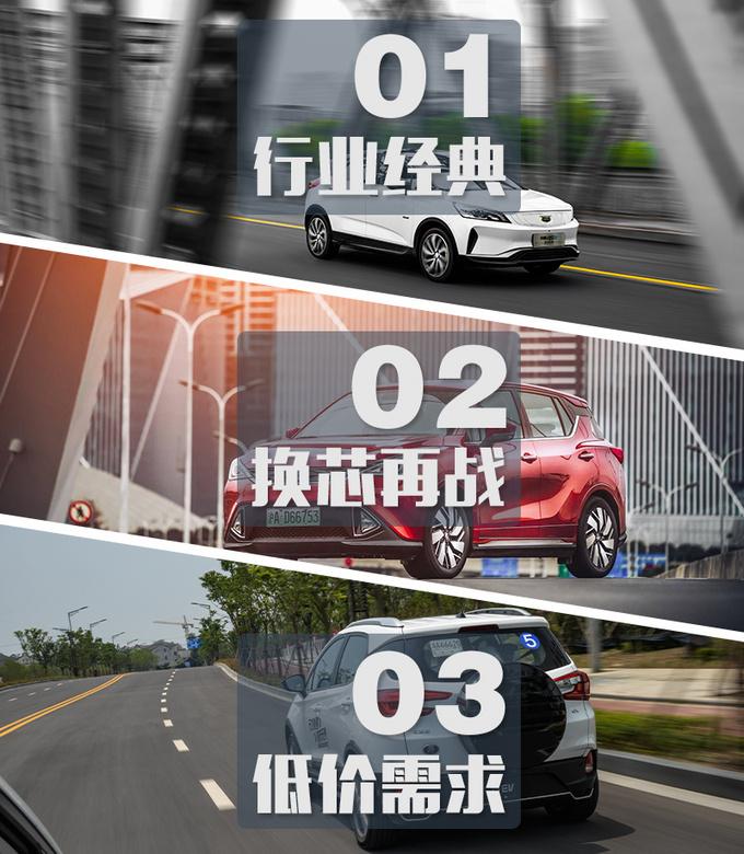 15万预算买国产纯电动SUV 你一定不能错过这三款-图4
