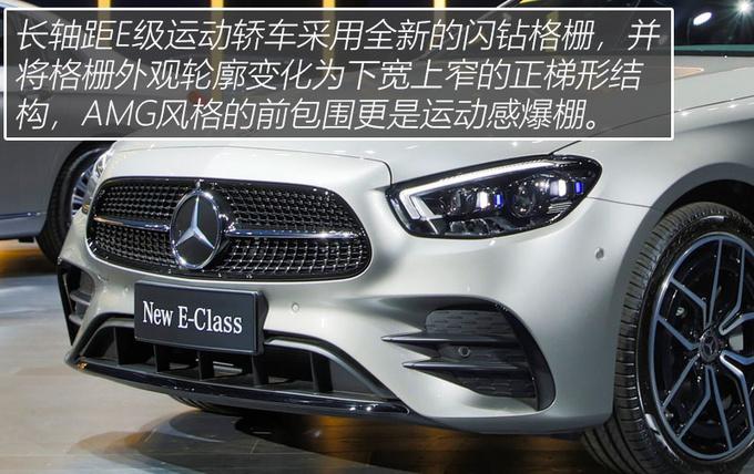 改款似换代 新一代长轴距E级车 豪华智能进E步-图13