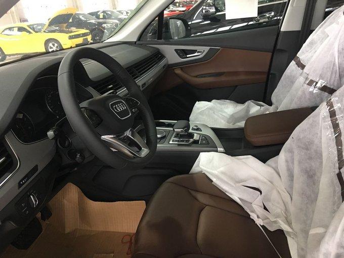 18款奥迪Q7动力猛升级详解 精致SUV惠售-图7