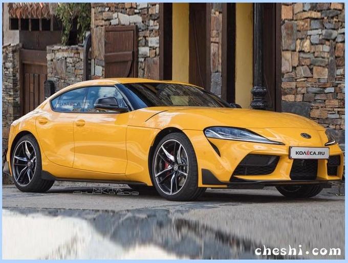 丰田全新跑车推猎装车型外观酷似法拉利250-图4