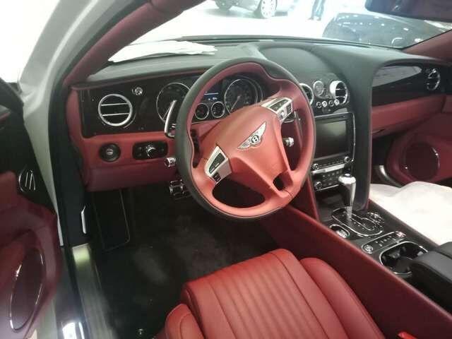 18款欧规宾利飞驰4.0T 激情V8S引领降价-图4