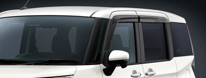 丰田Roomy GR车型发布配专属运动套件/10万起售-图2
