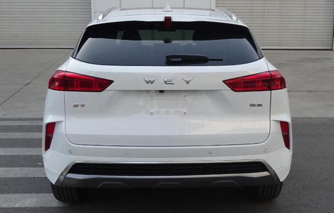 WEY大五座SUV摩卡即将量产下线4月份开启预售-图3