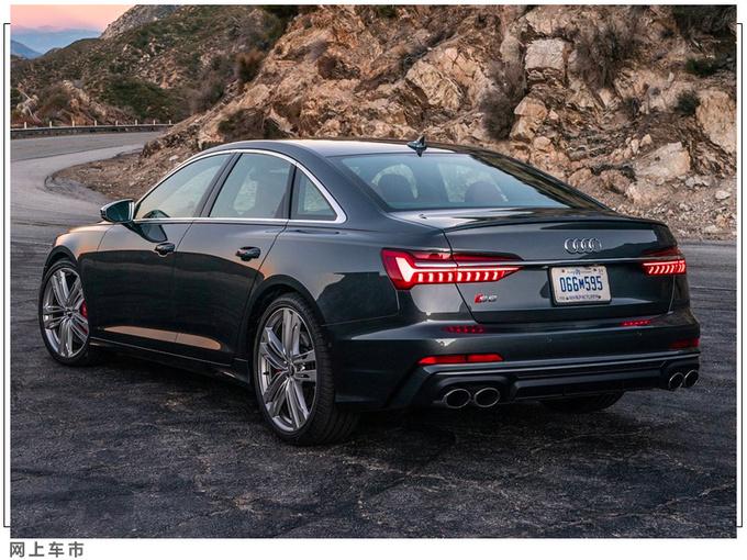 奥迪S家族6款新车10月20日上市 外观凶悍-动力更强-图7