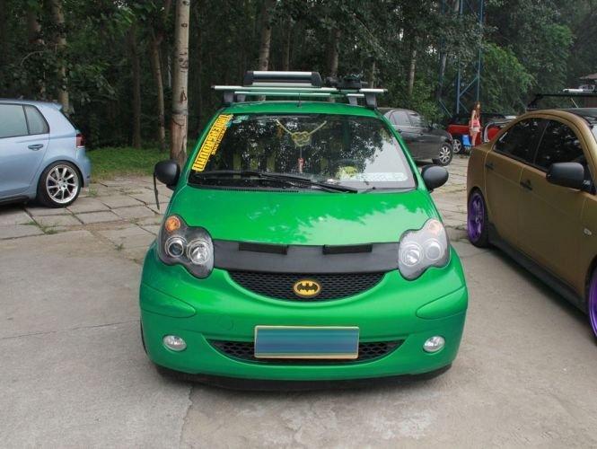 比亚迪F0全车改装高清图片