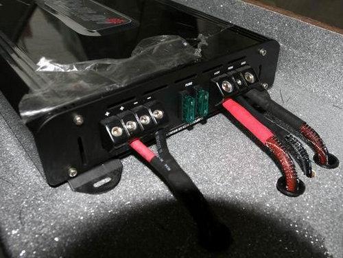 车音响功放电源接线图解