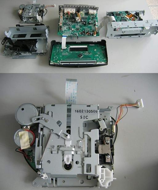比亚迪s6cd机接线图片