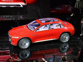 迈巴赫Ultimate Luxury概念车