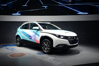 U5 EV 2019款