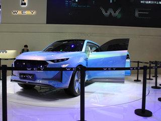 WEY-X概念车