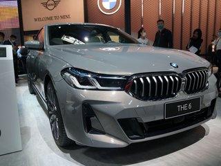 宝马6系GT 2021款
