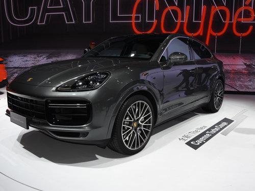 卡宴coupe GTS