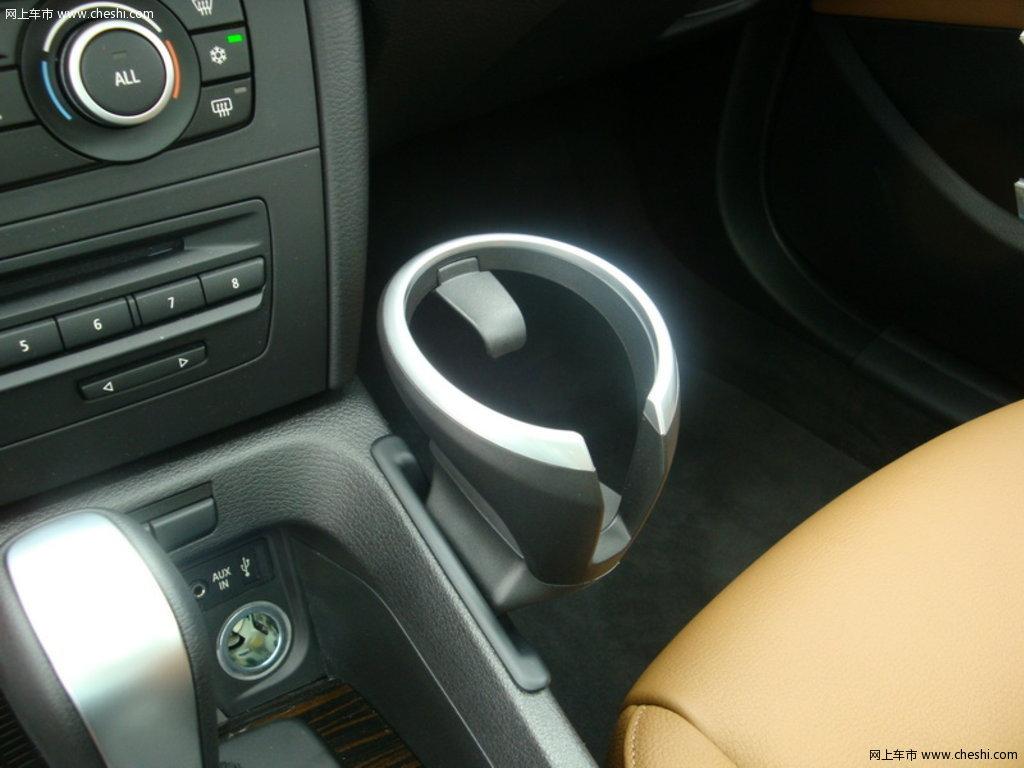 宝马x1(进口)中控方向盘高清图片(154/181)_网上车市