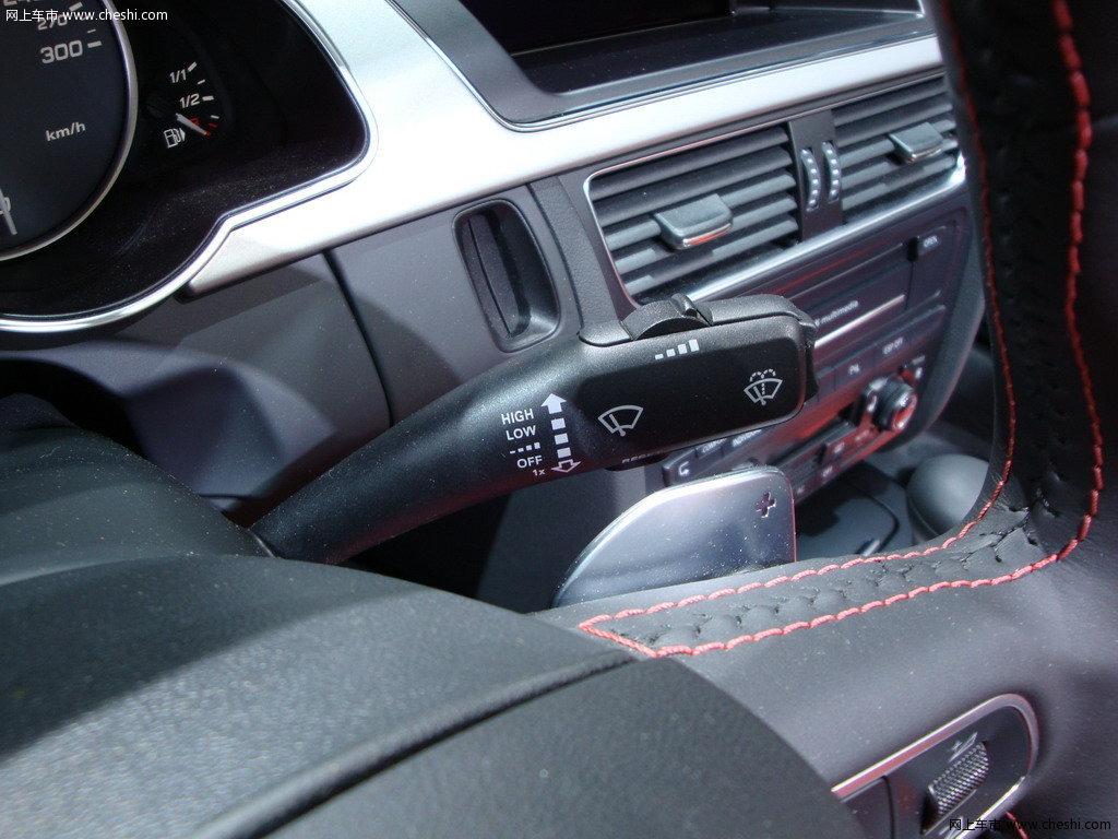 奥迪a5 2010款 2.0t sportback舒适型内饰中控图片(29