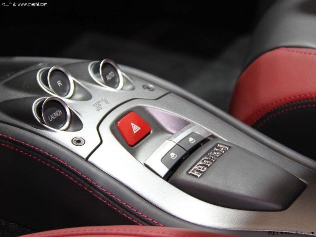 法拉利458中控方向盘高清图片(13/19)
