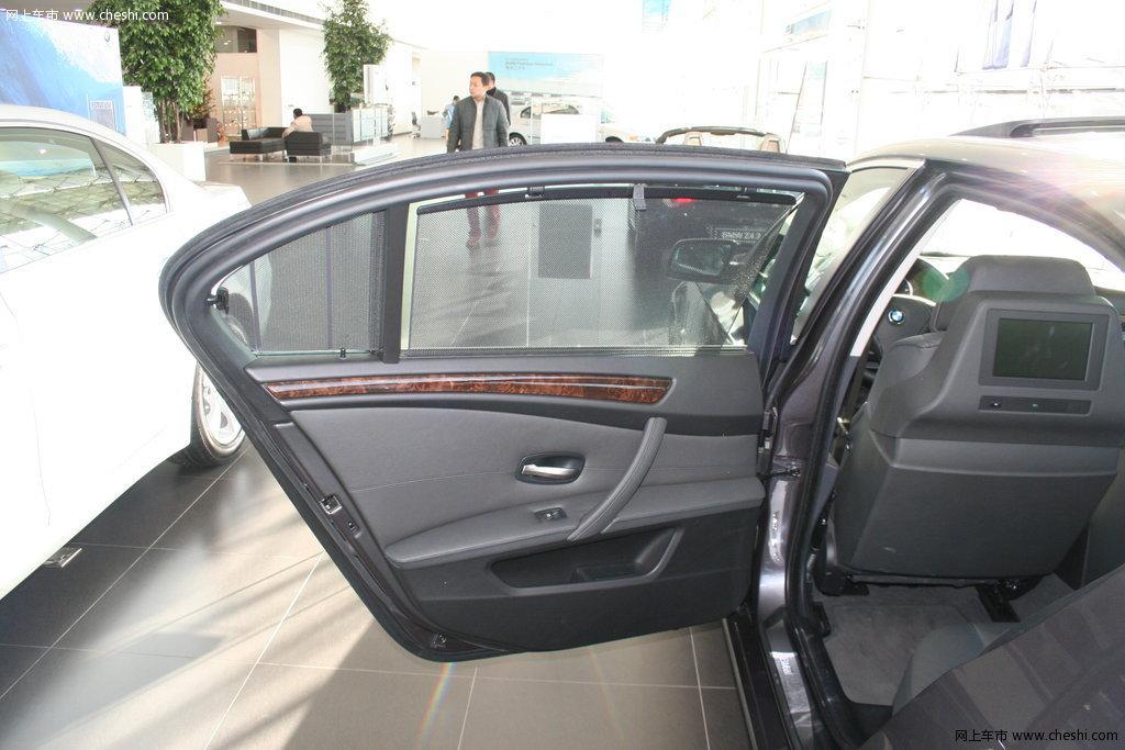 宝马5系 宝马 5系 加长版 车门整体 图片