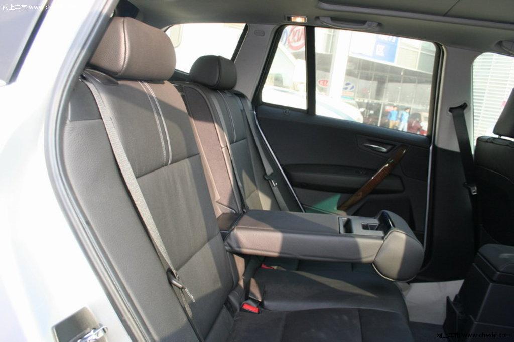宝马X3座椅空间高清图片 553 557 大图高清图片