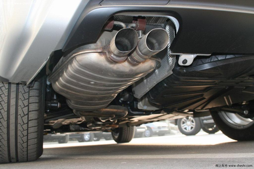 宝马x3(进口) 德国宝马 新x3 排气管 图片图片