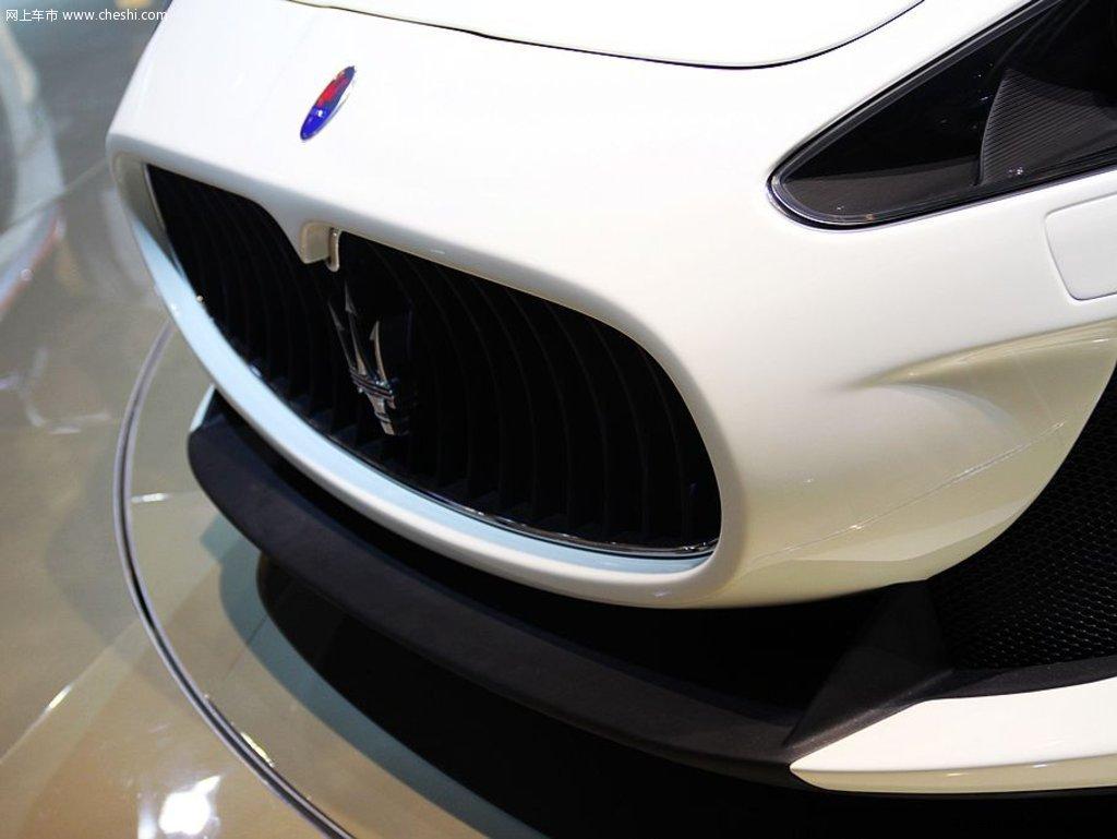 汽车图片 玛莎拉蒂 granturismo 2012款 4.