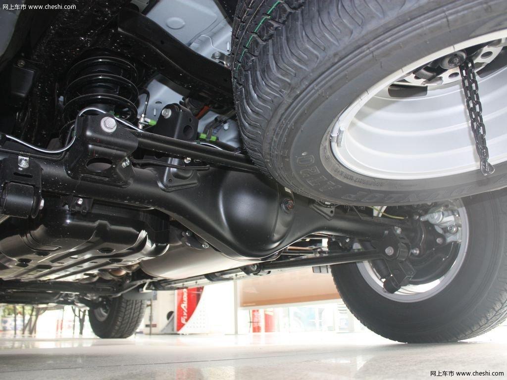 金属米普拉多 动力底盘高清图片 7 10 网上车市 大图高清图片