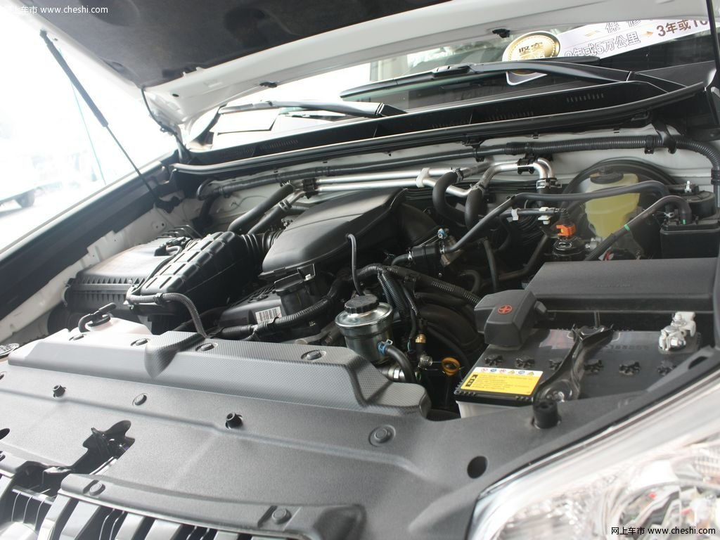 金属米普拉多 动力底盘高清图片 1 10 网上车市 大图高清图片