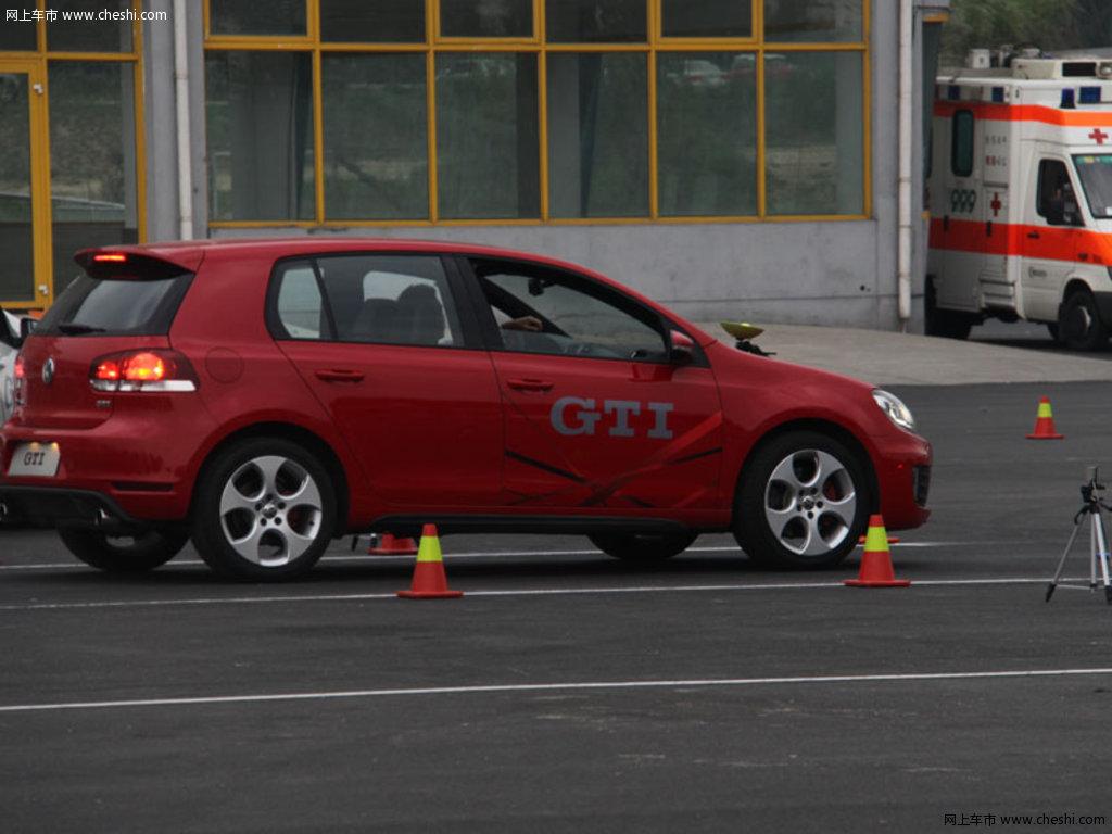 汽车图片 大众 高尔夫 2010款 gti 2.