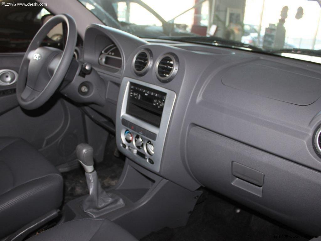 汽车图片 奇瑞 旗云1 2010款 1.