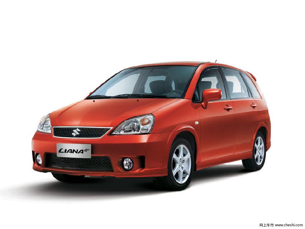 汽车图片 铃木 利亚纳 2011款 1.