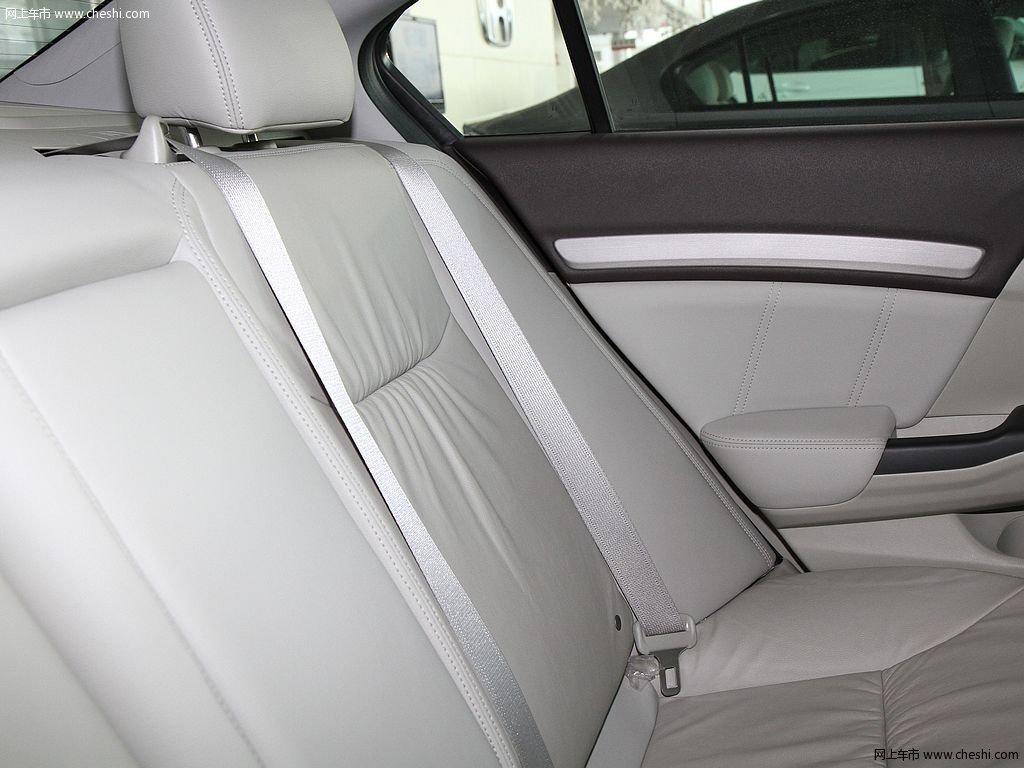 拉力红思域座椅空间图片(158/223)_网上车市