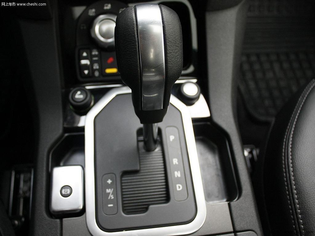 路虎发现 2012款 5.0 自动HSE汽油版 7座中控方向盘高清图片 15 25 高清图片