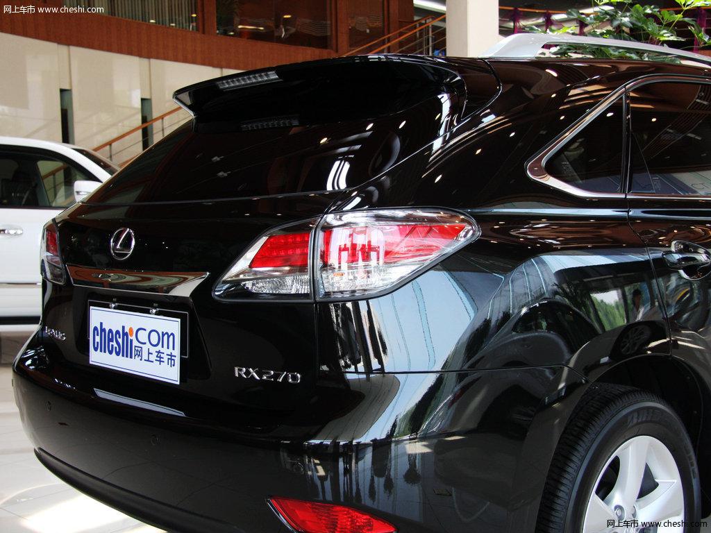 雷克萨斯rx 2012款 270 2.7 自动 豪华版 5座图片